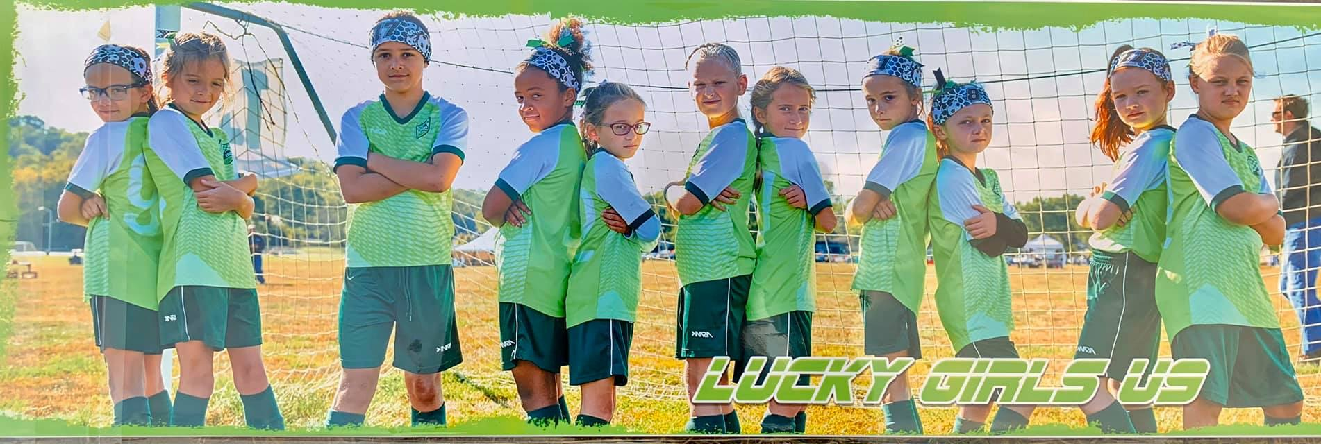U9 Lucky Girls - Cincy Challenge Finalists